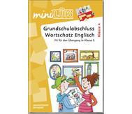 miniLÜK-Heft: Grundschulabschluss Wortschatz Englisch