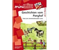 miniLÜK: Geschichten vom Ponyhof