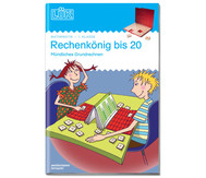 LÜK: Rechenkönig bis 20 ab 1. Klasse