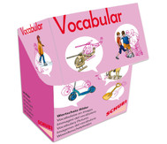 Vocabular Wortschatzbilder: Spielzeug, Sport, Hobbies