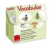 Vocabular Wortschatzbilder: Tiere, Pflanzen, Natur