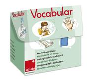 Vocabular Wortschatzbilder: Körper, Körperpflege, Gesundheit