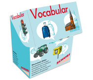 Vocabular Wortschatzbilder: Fahrzeuge, Verkehr, Gebäude
