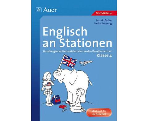 Englisch an Stationen 4