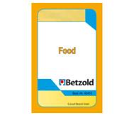 Food - Kartensatz für den Magischen Zylinder