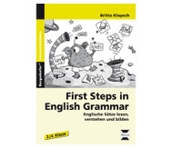 First Steps in English Grammar, Klasse 3 und 4