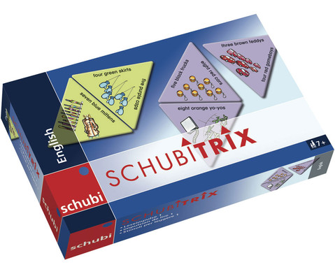 SCHUBITRIX  English - First Reading 1