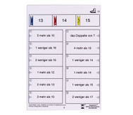 Colorclip: Lesen, Verstehen und Rechnen im ZR bis 25