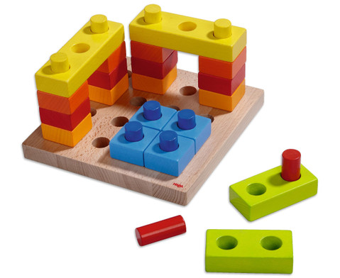 Steckspiel Farbenspass-1