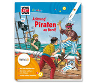 WAS IST WAS Junior Ting: Achtung! Piraten an Board!