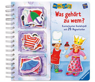 """Magnetspielbuch """"Was gehört zu wem?"""""""