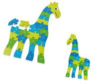 Puzzle-Giraffe