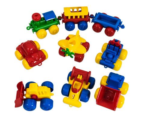 Fahrzeuge 9 Stueck