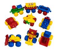 Fahrzeuge, 9 Stück