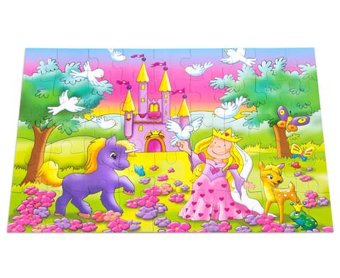 Riesenpuzzle Prinzessin-1