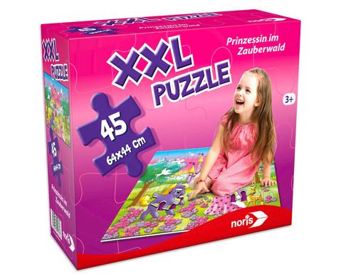 Riesenpuzzle Prinzessin-2