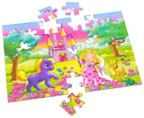 Riesenpuzzle Prinzessin-3