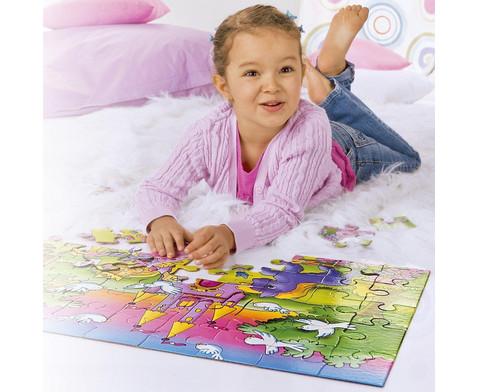Riesenpuzzle Prinzessin-4