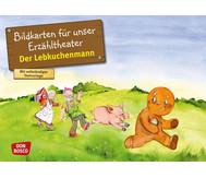 Bildkarten: Der Lebkuchenmann