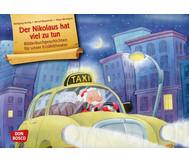 Bildkarten: Der Nikolaus hat viel zu tun