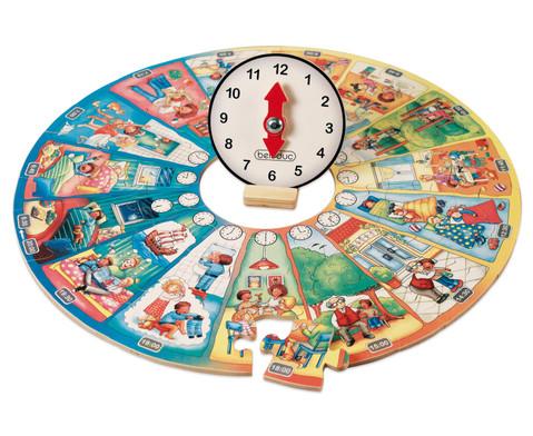 XXL Lernpuzzle Mein Tag