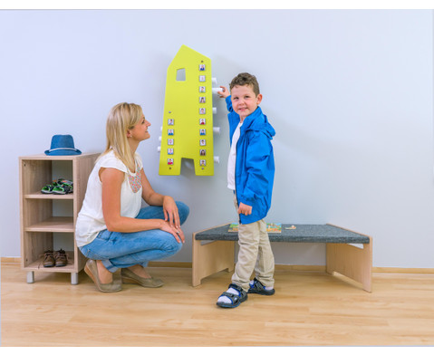 EduCasa Elternpostkasten Haus-8