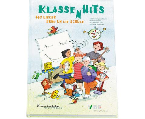 Buch Klassen-Hits - fuer Klasse 1-6