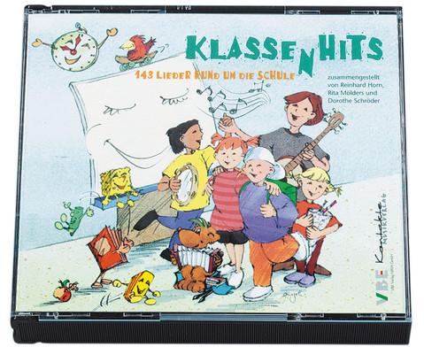 CD-Paket Klassen - Hits - fuer Klasse 1-6