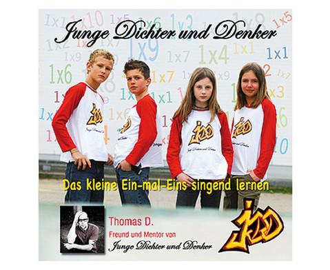 CD Das 1 x 1 singend lernen-1