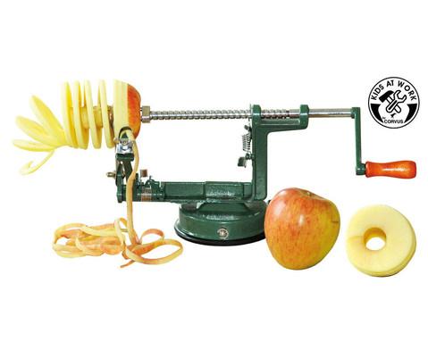 Apfelschaelmaschine