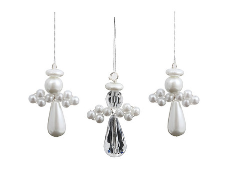 Perlenengel-Bastelset 32 Stueck