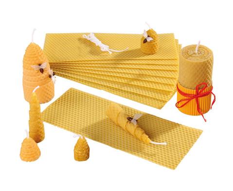 Bienenwachs-Bastelset