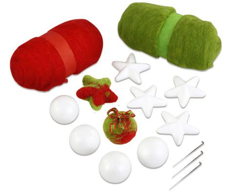 edumero Filz-Set Weihnachten 15-tlg