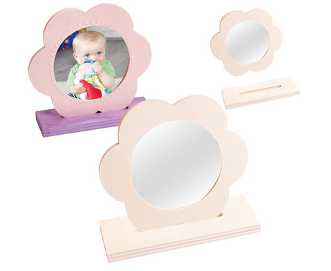 Spiegel zum Selbstgestalten
