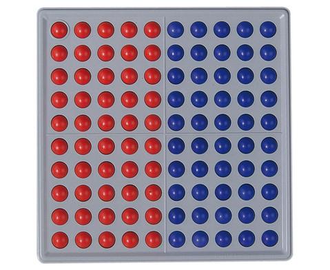 ABACO 100 rot - blau Bloecke