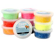 Foam Clay, 10 x 35g