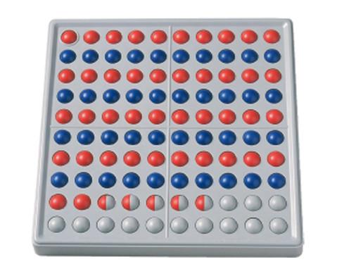 ABACO 100 rot - blau Reihen