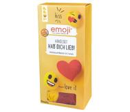 Emoji Häkelset - Hab dich lieb!