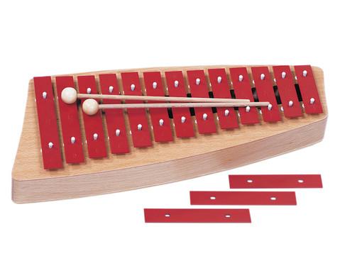 SONOR Alt-Glockenspiel NG11
