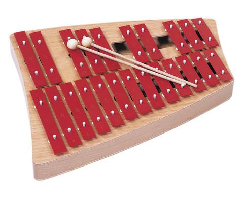 SONOR Alt-Glockenspiel chromatisch NG31-1