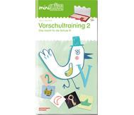 miniLÜK-Heft: Vorschultraining 2