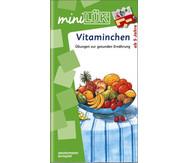 miniLÜK-Heft: Vitaminchen