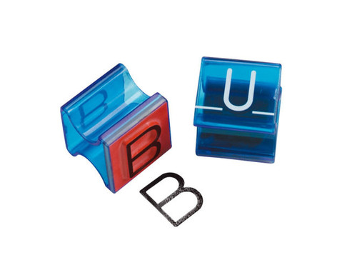 Alphabet-Stempel Grossbuchstaben-3