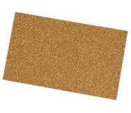 Korkplatte, 30 x 50 cm