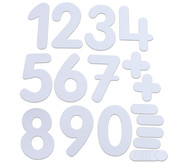 Riesen-Zahlen zum Selbstgestalten und Spielen