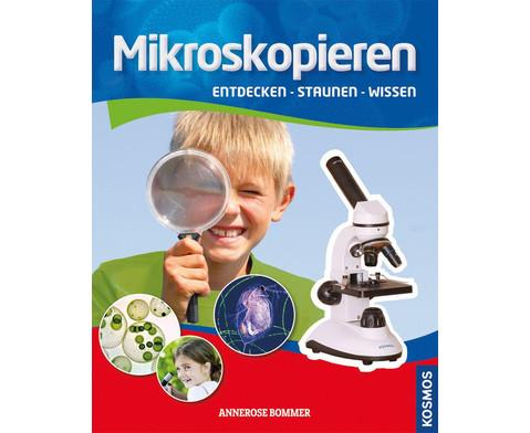 Buch Mikroskopieren