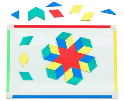 Magnetische Formen aus Moosgummi-4