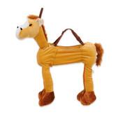 Hellbraunes Pferd