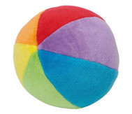 Regenbogen-Bälle, 6 Stück