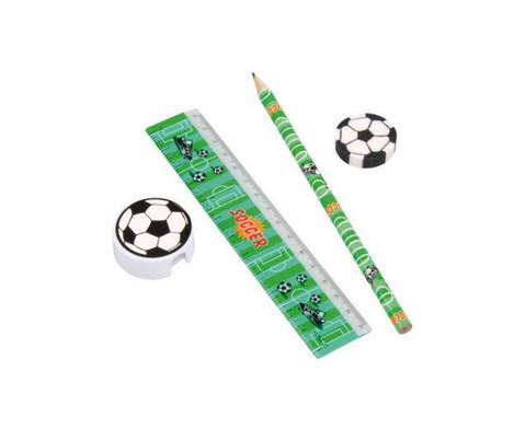 Schreibset Fussball